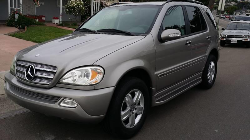 2005 mercedes benz m class awd ml350 4matic 4dr suv in san for Mercedes benz suv ml350
