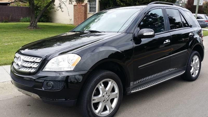 2007 mercedes benz m class awd ml500 4matic 4dr suv in san for 2007 mercedes benz ml350 4matic