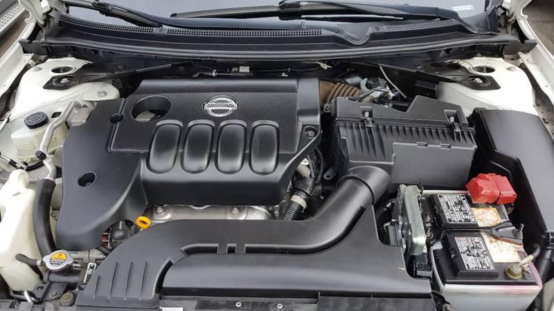 2012 Nissan Altima 2.5 S 4dr Sedan - San Leandro CA