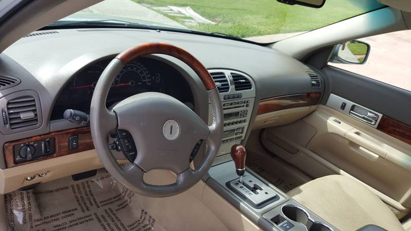 2006 Lincoln LS Sport 4dr Sedan - San Leandro CA