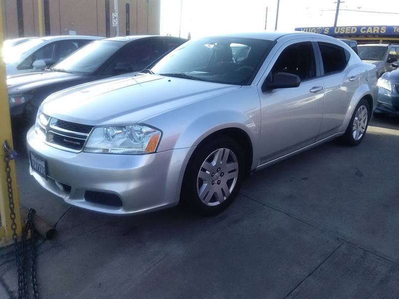 2011 Dodge Avenger Express 4dr Sedan - Los Angeles CA