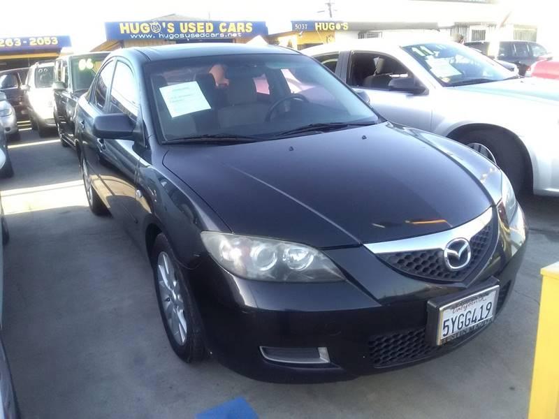 2007 Mazda MAZDA3 i Sport 4dr Sedan (2L I4 5M) - Los Angeles CA