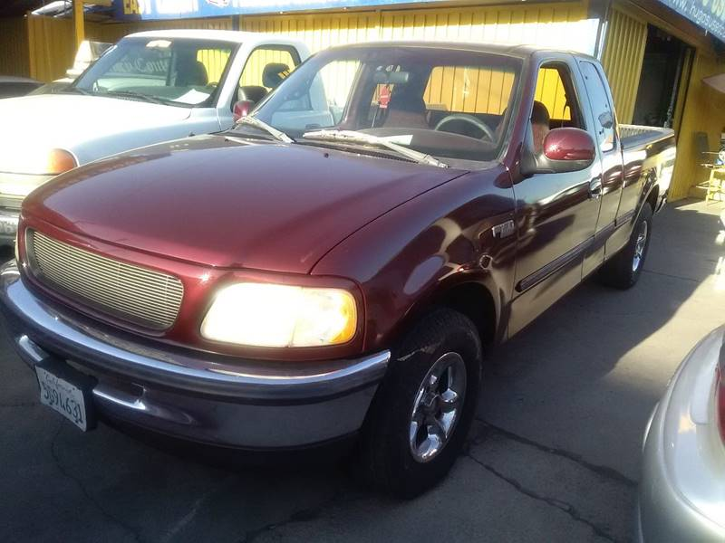 1997 Ford F-150 3dr XLT Extended Cab SB - Los Angeles CA
