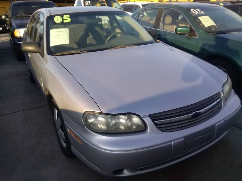 2005 Chevrolet Classic Fleet 4dr Sedan - Los Angeles CA
