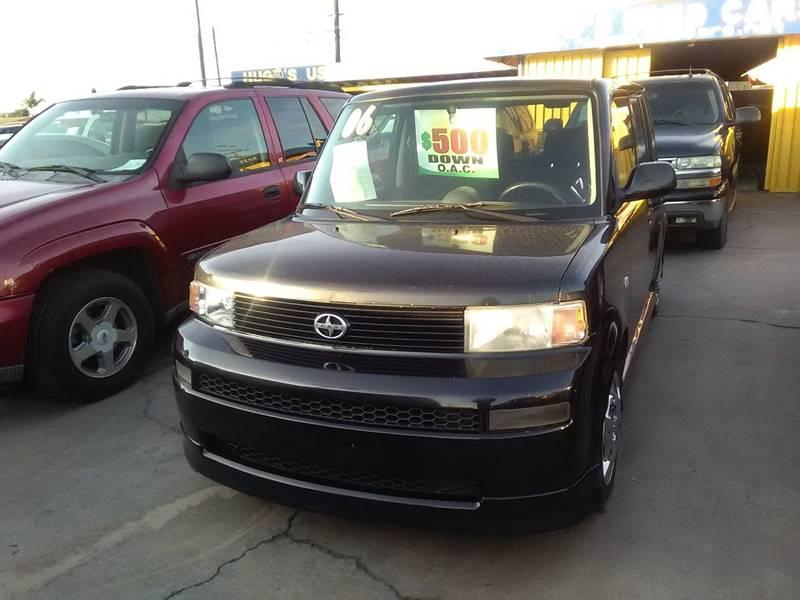 2006 Scion xB 4dr Wagon w/Manual - Los Angeles CA