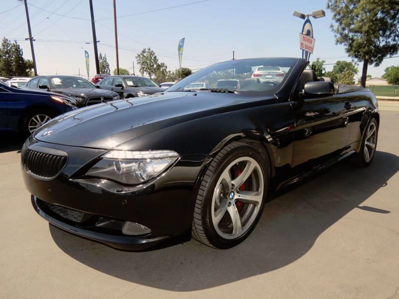 Bmw Series I Dr Convertible In Ontario CA Randys - 2009 bmw 645
