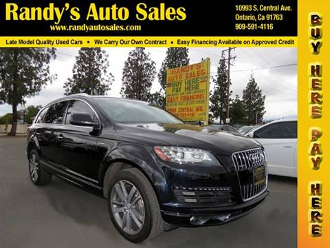 randy s auto sales buy here pay here used cars ontario ca dealer