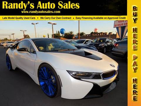 Used Bmw I8 For Sale In Ontario Ca Carsforsale Com