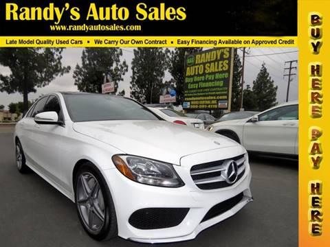 Randy S Auto Sales Car Dealer In Ontario Ca