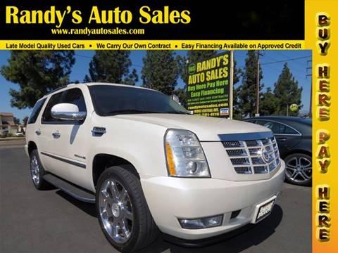 2012 Cadillac Escalade For Sale >> 2012 Cadillac Escalade For Sale In Ontario Ca