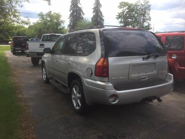 2007 GMC Envoy SLT 4dr SUV 4WD - Orion MI