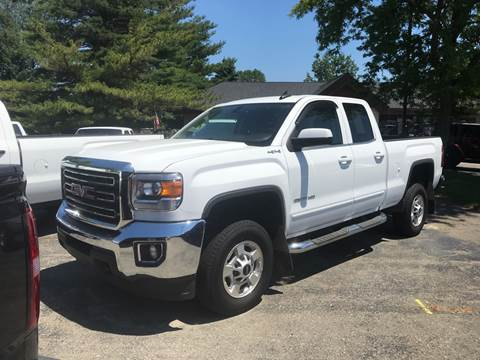 2015 GMC Sierra 2500HD for sale in Orion, MI