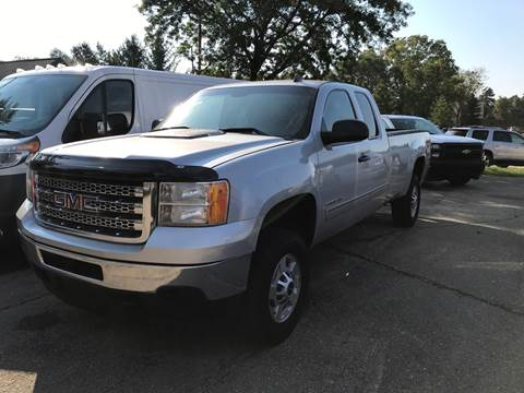2013 GMC Sierra 2500HD for sale in Orion, MI