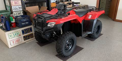 2017 Honda Rancher  for sale in Orion, MI