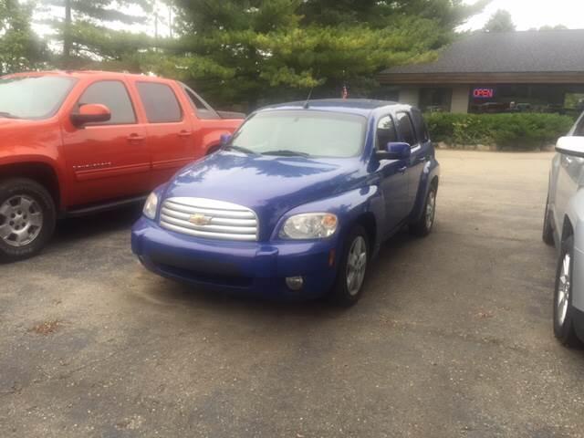 2009 Chevrolet HHR LT 4dr Wagon w/1LT - Orion MI