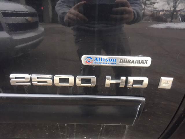 2009 GMC Sierra 2500HD 4x4 Work Truck 4dr Extended Cab SB - Orion MI