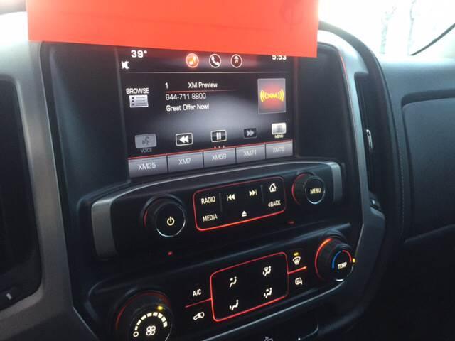 2015 GMC Sierra 1500 4x2 SLE 4dr Double Cab 6.5 ft. SB - Orion MI