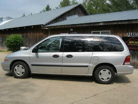 2003 Ford Windstar for sale in Wadena, MN