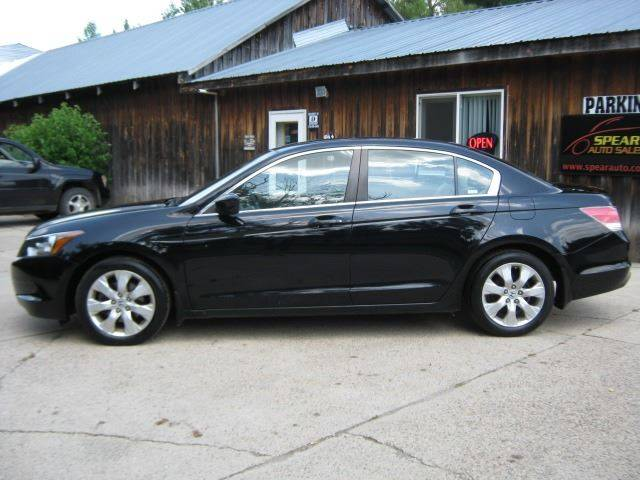 2008 Honda Accord EX 4dr Sedan 5A - Wadena MN