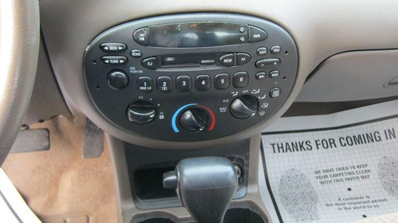 1998 Ford Escort SE 4dr Sedan - Wadena MN