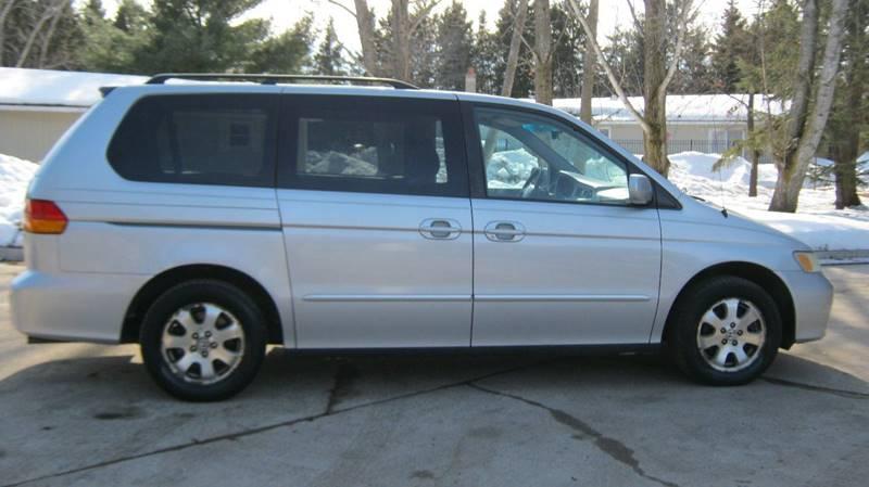 2002 Honda Odyssey EX 4dr Mini-Van - Wadena MN