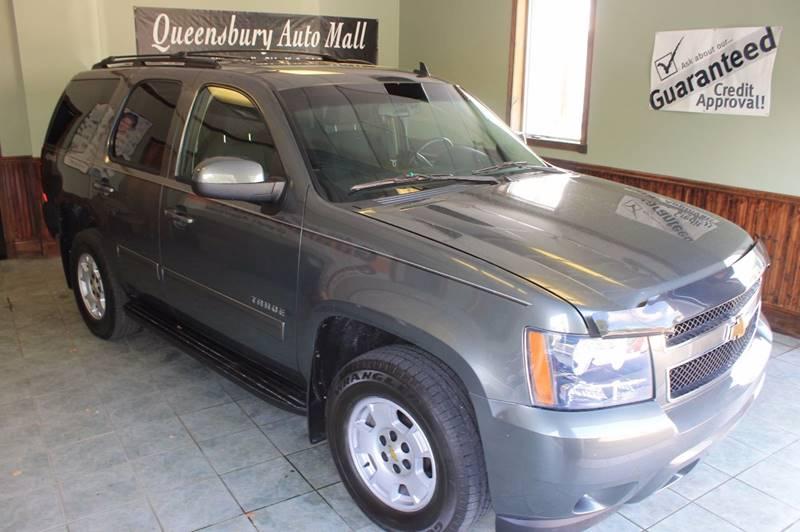 2011 CHEVROLET TAHOE LS 4X4 4DR SUV gunmetal gray  tahoe 8 passenger family summer special