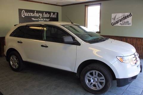 2010 Ford Edge for sale in Queensbury, NY