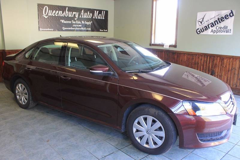 2013 VOLKSWAGEN PASSAT WOLFSBURG EDITION PZEV 4DR SEDAN burgundy apple red reduced pricing - al