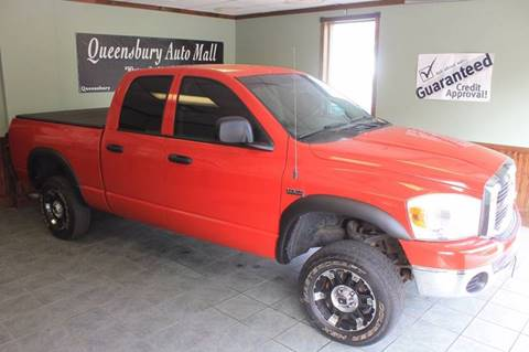 2007 Dodge Ram Pickup 1500 for sale in Queensbury, NY