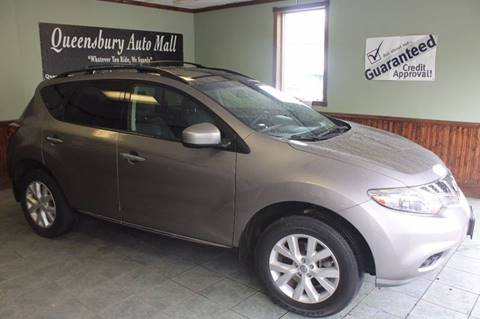 2011 Nissan Murano for sale in Queensbury, NY