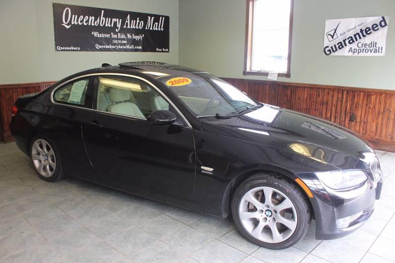 2009 BMW 3 SERIES 335I XDRIVE AWD 2DR COUPE black pearl awd premium german made coupe - guaran