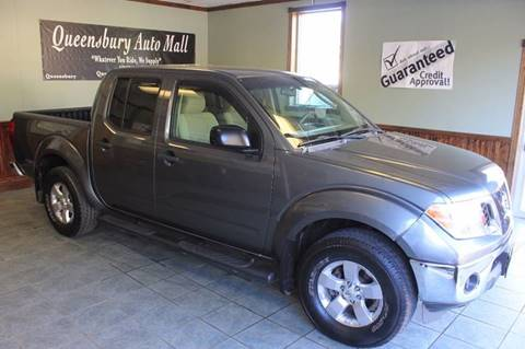 2009 Nissan Frontier for sale in Queensbury, NY