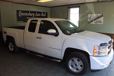 2009 Chevrolet Silverado 1500 for sale in Queensbury, NY