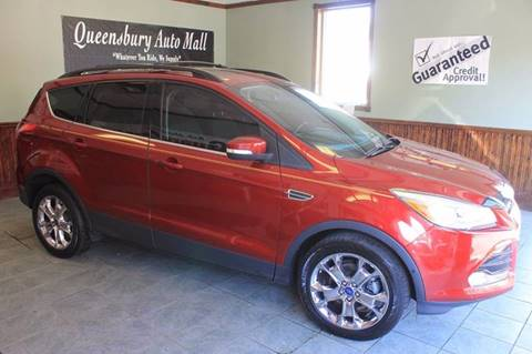 2013 Ford Escape for sale in Queensbury, NY