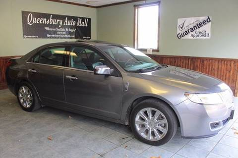 2012 Lincoln MKZ for sale in Queensbury, NY