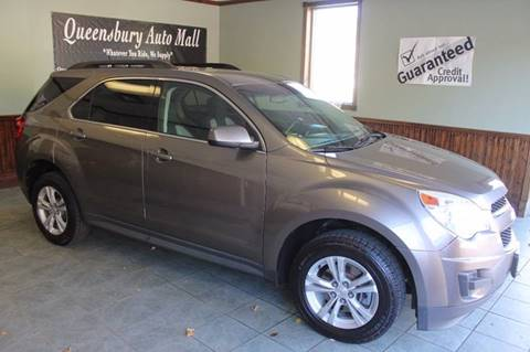 2010 Chevrolet Equinox for sale in Queensbury, NY