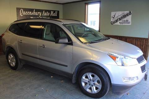 2010 Chevrolet Traverse for sale in Queensbury, NY