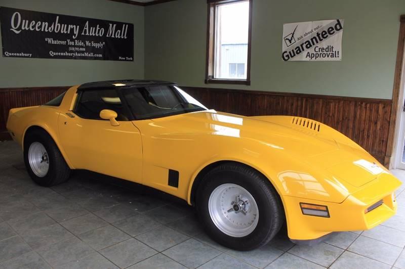1981 CHEVROLET CORVETTE BASE 2DR COUPE canary yellow hot rod classic 1981 chevrolet corvette a