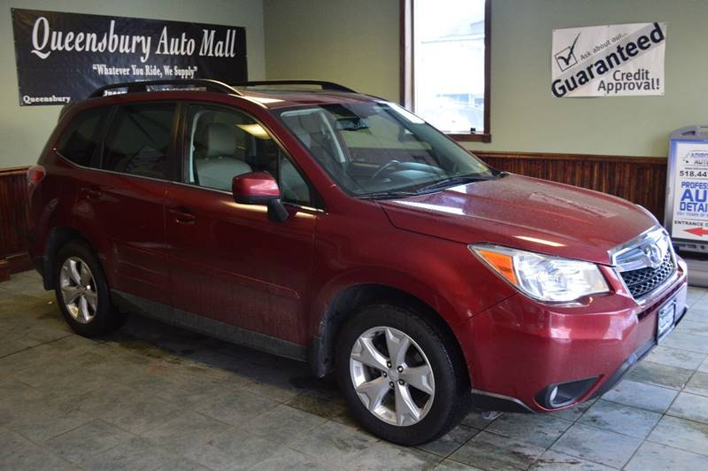 2014 SUBARU FORESTER 2.5I LIMITED AWD 4DR WAGON