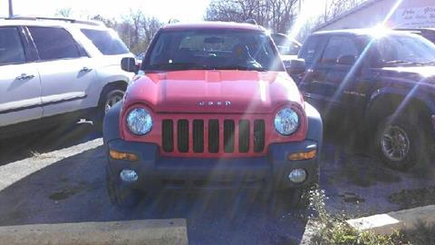 2003 Jeep Liberty for sale in Plain City, OH