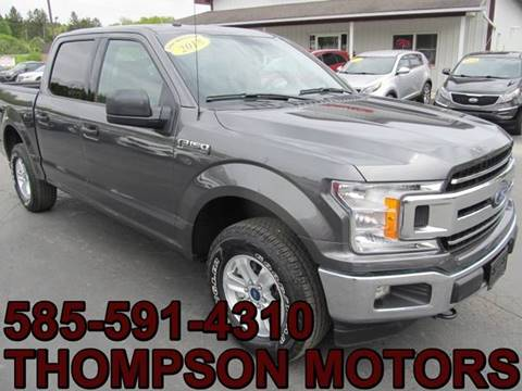 2018 Ford F-150 for sale in Attica, NY