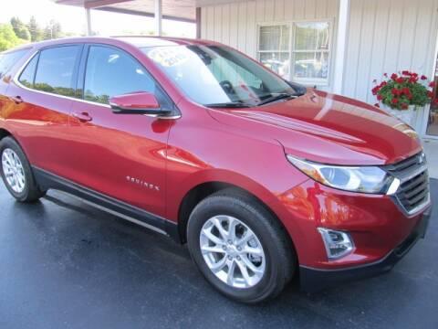 2019 Chevrolet Equinox for sale at Thompson Motors LLC in Attica NY