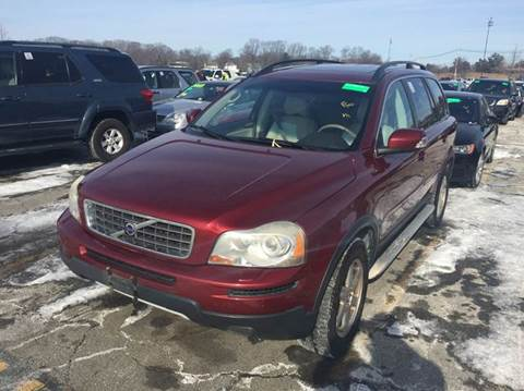 2007 Volvo XC90 for sale at S & K Auto Sales in Westport MA