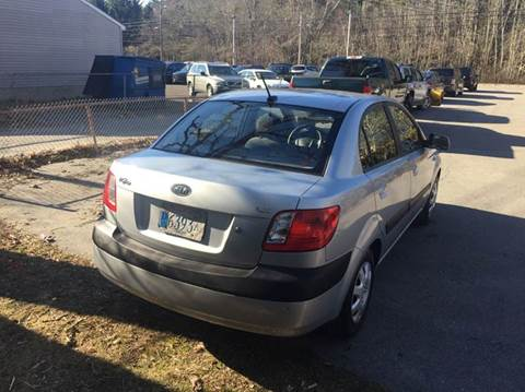 2009 Kia Rio for sale at S & K Auto Sales in Westport MA