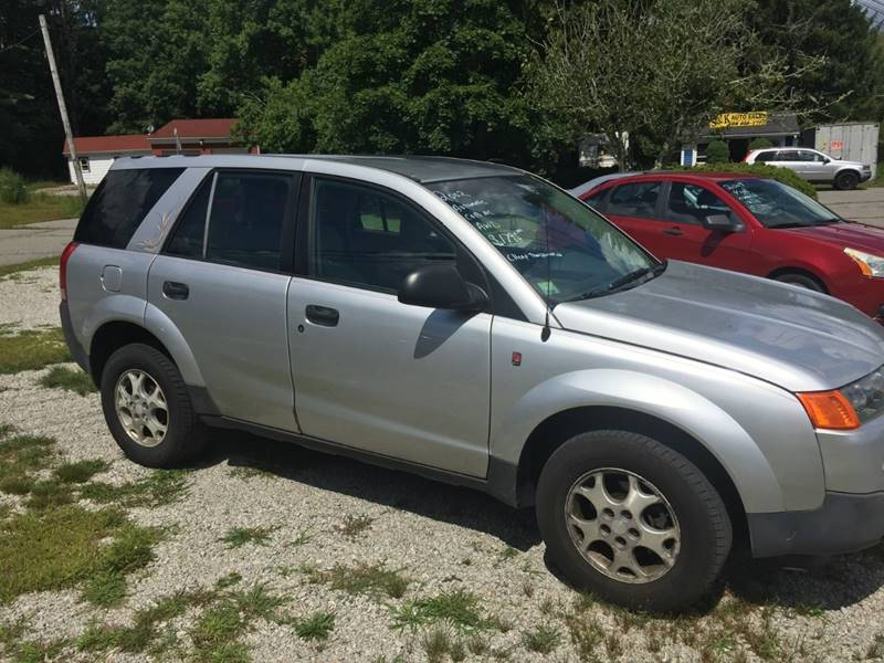 2002 Saturn Vue AWD 4dr SUV V6 In Westport MA - S & K Auto Sales