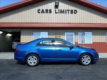 2011 Ford Fusion for sale in Marshall, MN