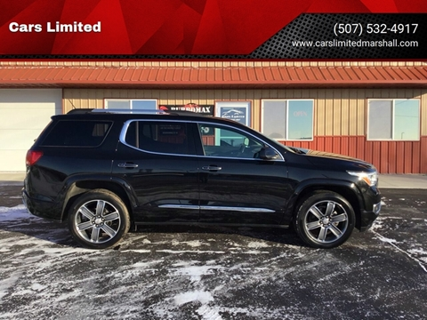 2017 GMC Acadia for sale in Marshall, MN