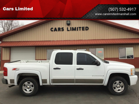 2008 Chevrolet Silverado 1500 LT2 for sale at Cars Limited in Marshall MN