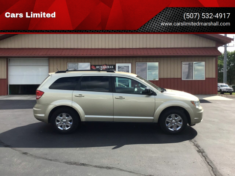 2010 Dodge Journey for sale at Cars Limited in Marshall MN