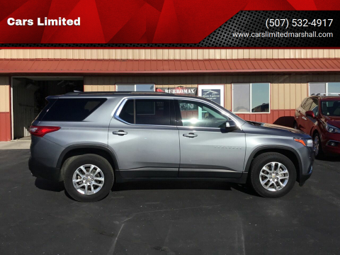 2019 Chevrolet Traverse for sale at Cars Limited in Marshall MN